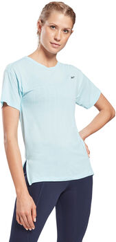 Reebok Workout Ready ACTIVCHILL T-shirt Dames Blauw