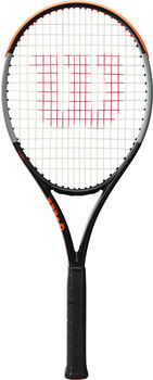 Wilson Burn 100 ULS tennisracket Heren Grijs