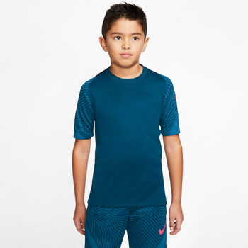 Nike Breathe Strike Jongens Blauw
