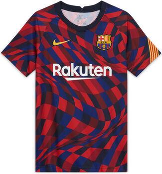 Nike FC Barcelona kids top Jongens Rood