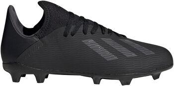 adidas X 19.3 FG jr voetbalschoenen Grijs