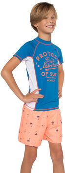 Protest Koen UV-shirt Jongens Blauw