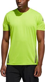 ADIDAS 25/7 Rise Up N Run Parley shirt Heren Zwart