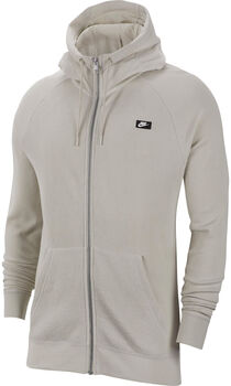 Nike Waffle hoodie Heren Grijs