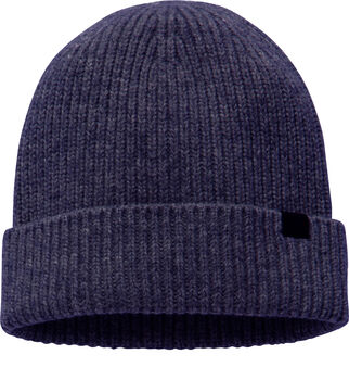 Under Armour Charged Wool beanie Dames Blauw