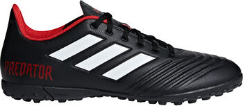 ADIDAS Predator Tango 18.4 TF voetbalschoenen Zwart