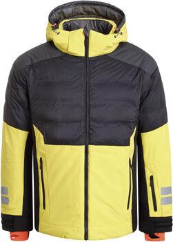 Icepeak Euless ski-jas Heren Geel