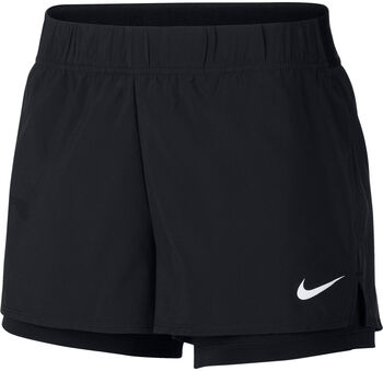 Nike Flex short Dames Zwart