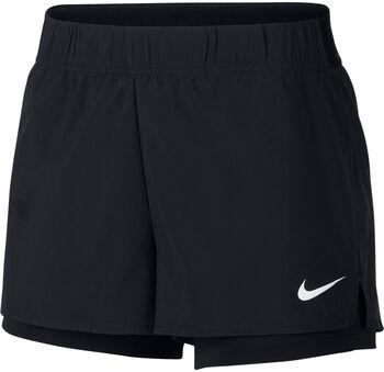 Nike Flex short Dames Zwart