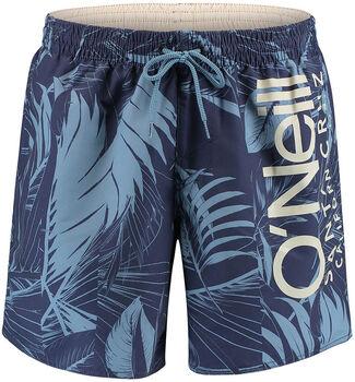 O'Neill Cali Floral zwemshort Heren Blauw