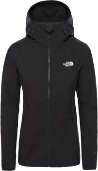 The North Face Extent III softshell Dames Zwart