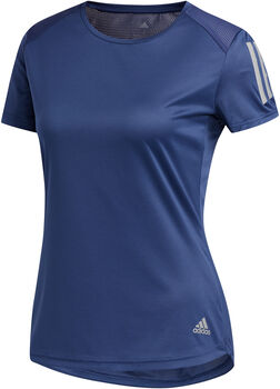 ADIDAS Own The Run shirt Dames Blauw