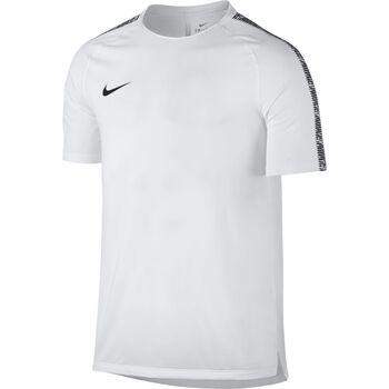Nike Breathe Squad voetbalshirt Heren Wit