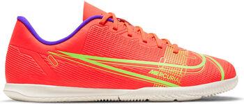Nike Mercurial Vapor 14 Club IC kids voetbalschoenen Rood
