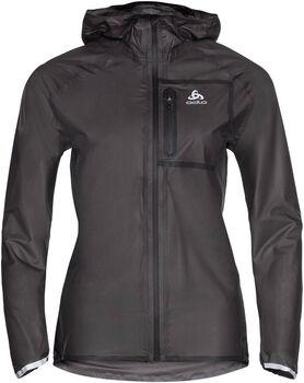 Odlo Zeroweight Dual Dry jas Dames Zwart
