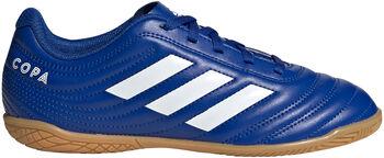 adidas Copa 20.4 Indoor kids voetbalschoenen  Blauw