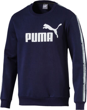 Puma Tape Crew sweater Heren Roze