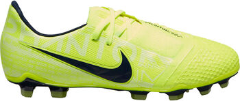 Nike Phantom Venom Elite FG voetbalschoenen Geel