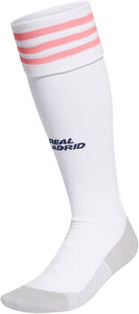 adidas Real Madrid 20/21 Thuissokken 20/21 Heren Wit