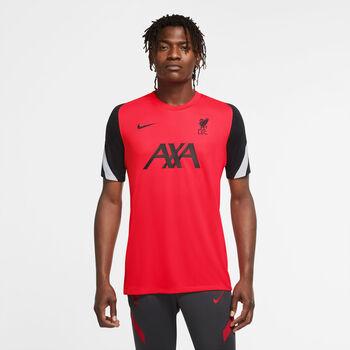Nike Liverpool FC Strike 20/21 top Heren Rood