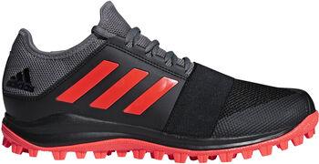 adidas Divox 1.9S hockeyschoenen Zwart