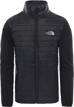The North Face Arashi II Isulated Hybrid jack Heren Zwart