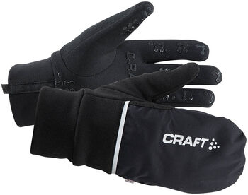 Craft Hybrid Weather handschoen Zwart