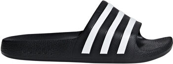 adidas Adilette Aqua kids badslippers Zwart