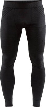 Craft Fuseknit Comfort broek Heren Zwart