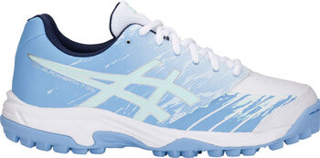 Asics GEL-Blackheath 7 jr hockeyschoenen Wit