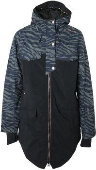 Brunotti Aucklet Colorblock ski-jas Dames Blauw