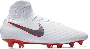 Nike Magista Obra 2 Pro Dynamic Fit FG voetbalschoenen Wit