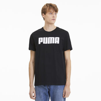 Puma Active Ka shirt Heren Zwart