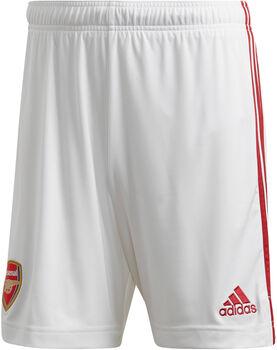adidas Arsenal thuisshort 2020-2021 Heren Wit