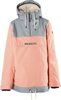 Brunotti Rey ski-jas Dames Rood