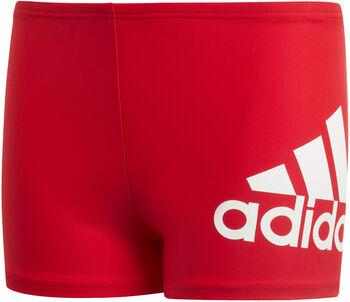 adidas Badge of Sport zwembroek Jongens Rood