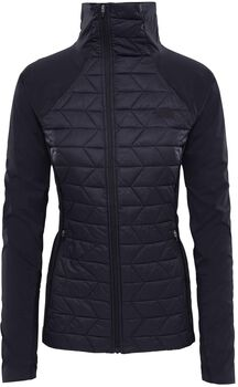 The North Face Thermoball Active jack Dames Zwart