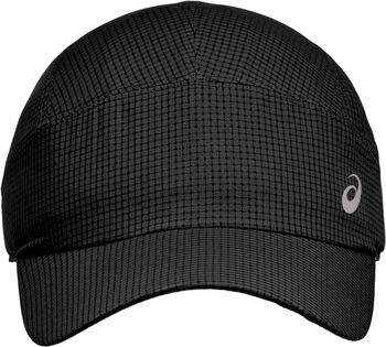 Asics Lightweight Running cap Heren Zwart
