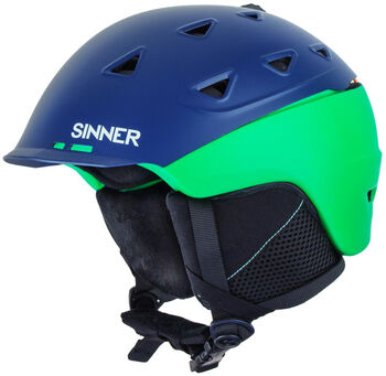 Sinner Stoneham skihelm Heren Blauw
