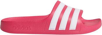adidas Adilette Aqua Badslippers Roze