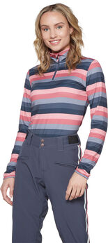 Protest Every 1/4 Zip sweater Dames Roze