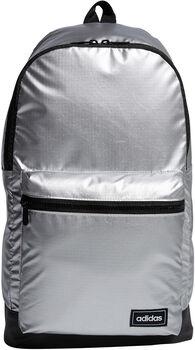 adidas Classic Metallic Medium rugzak Grijs