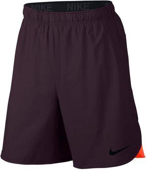 Nike Flex Training short Heren Rood