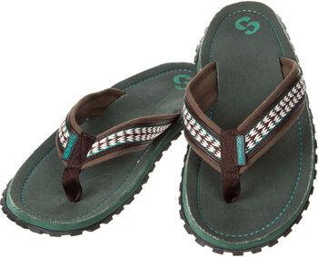 Sinner Beach slaps IIII slippers Heren Groen
