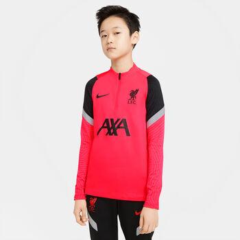 Nike Liverpool FC Strike Drill kids top 20/21 Jongens Rood
