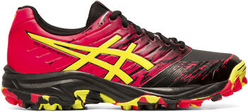 Asics GEL-Blackheath 7 hockeyschoenen Dames Zwart