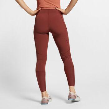 Nike Tech Pack tight Dames Bruin