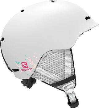 Salomon Grom skihelm Heren Wit