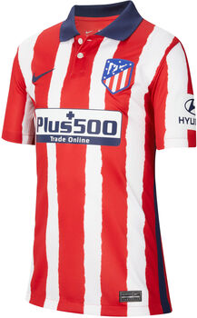 Nike Atlético Madrid 20/21 Stadium kids thuisshirt Rood