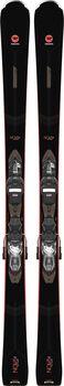 Rossignol Nova 4 Xpress 10 B 83 ski's Dames Blauw